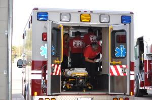 Medic 11 rig check